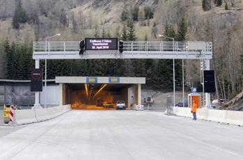 höhenkontrolle tunnel technik