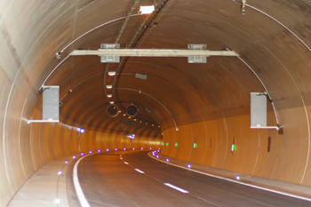 Autobahntunnel A 44 Schulbergtunnel 65