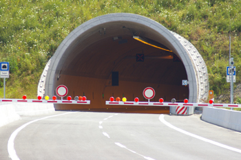 Autobahntunnel A 44 Schulbergtunnel 78